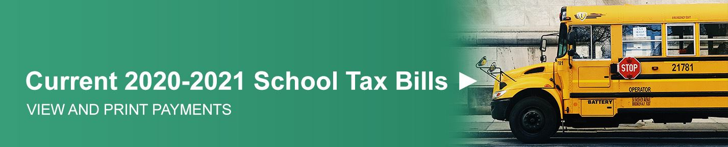 2020-2021 School Tax Bills